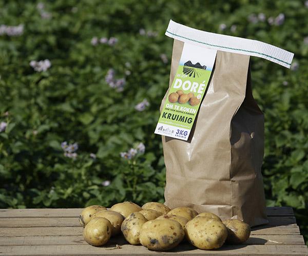 Dore - aardappels van Van Zwol