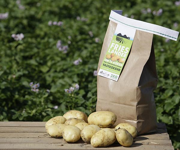 Frieslander - aardappels van Van Zwol