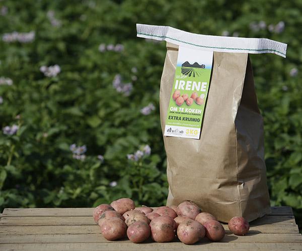 Irene - aardappels van Van Zwol